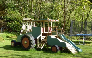 Coulscott's Play Tractor